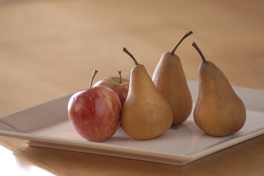Apples and pears; cockney for stairs